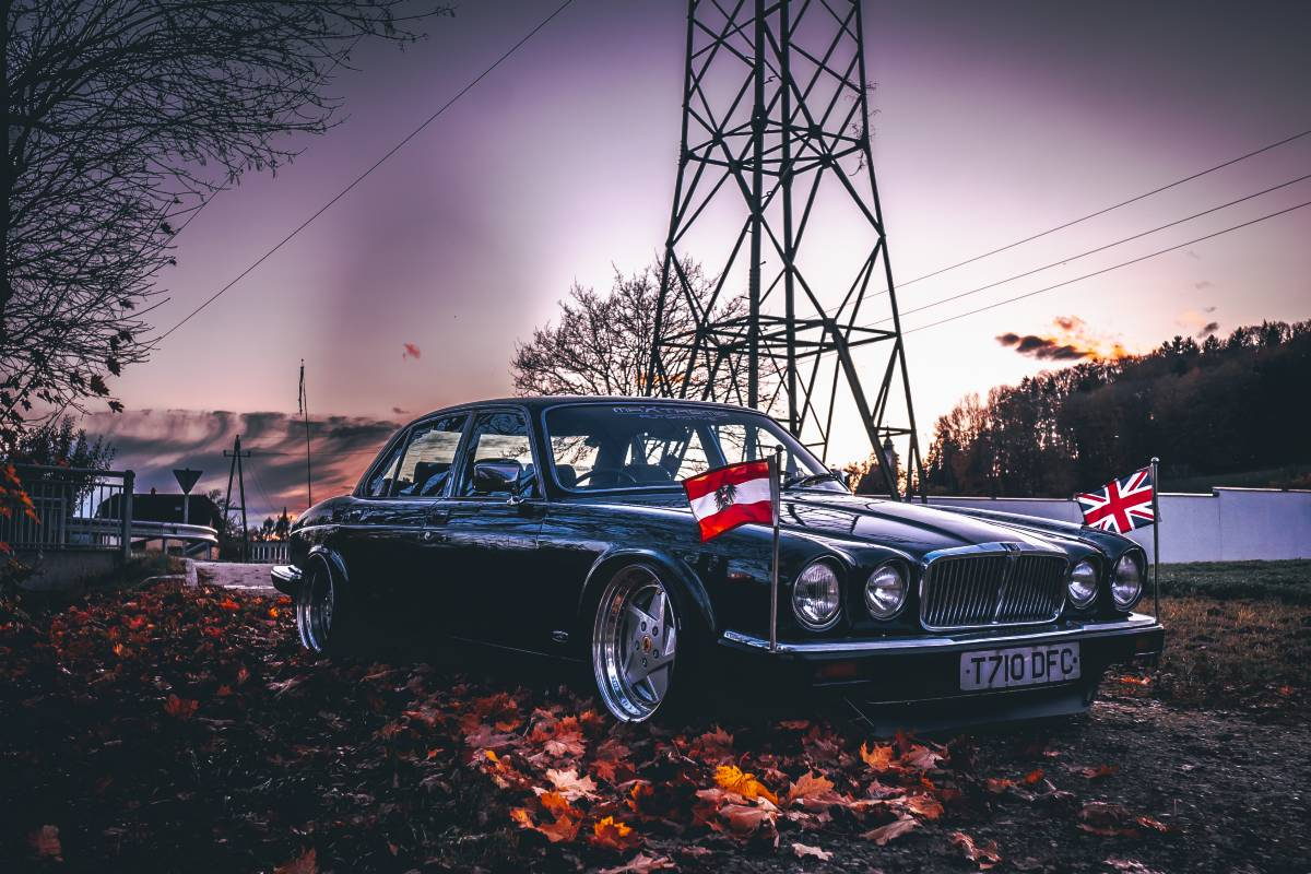 Jaguar XJ 12 Sovereign